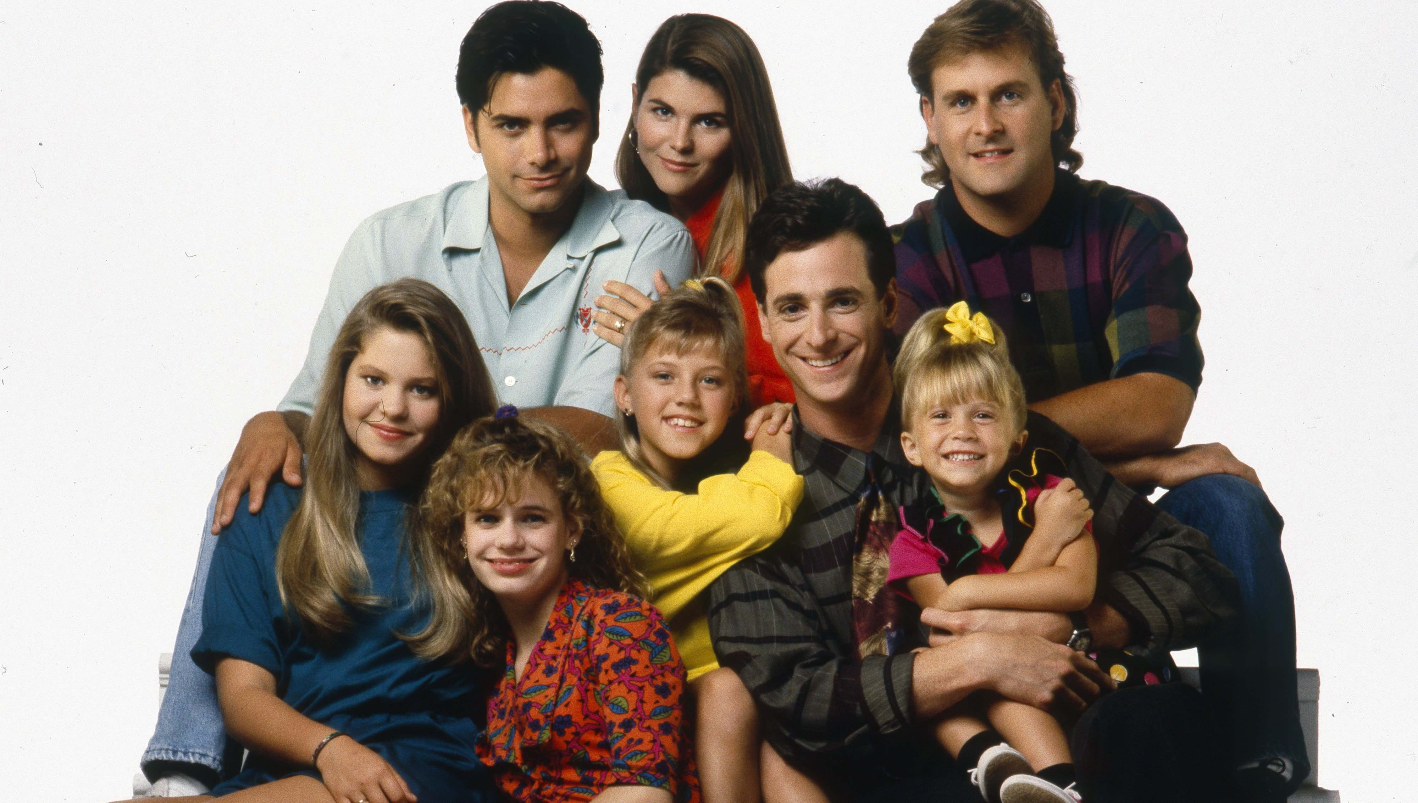 Full house cast finally reunites aol features