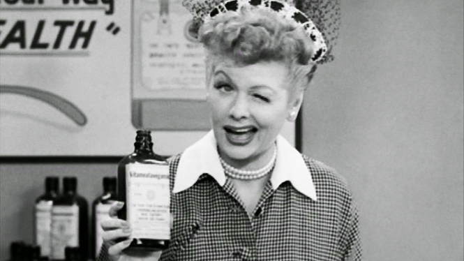 relive lucille ball 39 s most memorable scenes aol features
