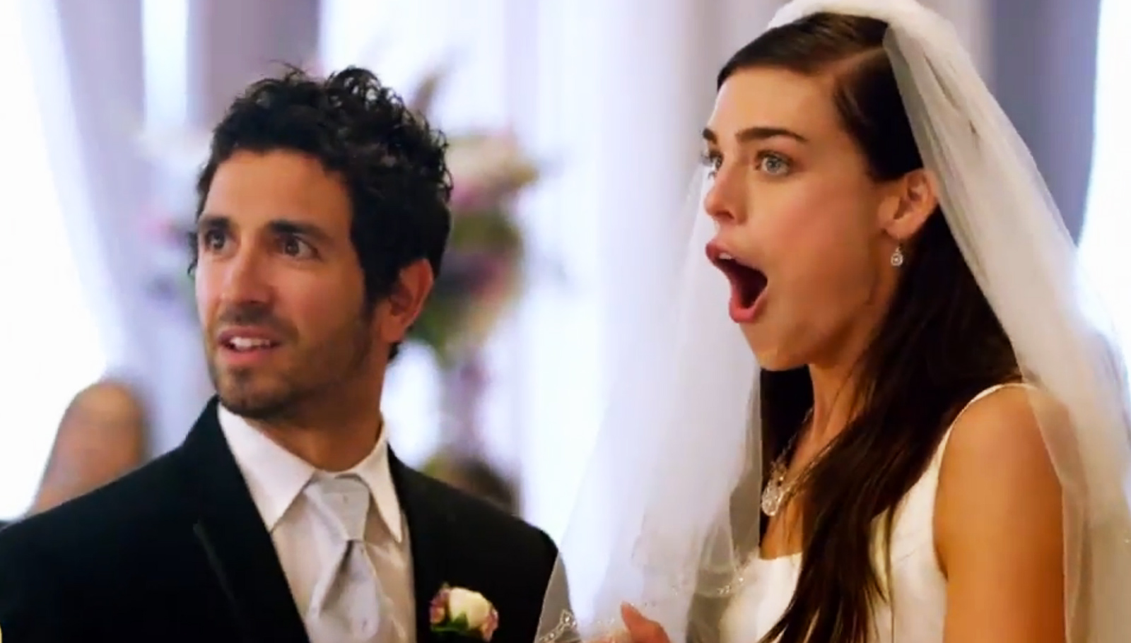 LA Brides And Grooms Stunned By Famous Wedding Crashers