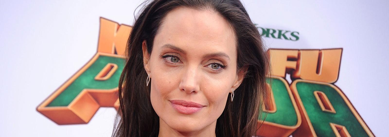 Angelina Jolie debuts three new tattoos