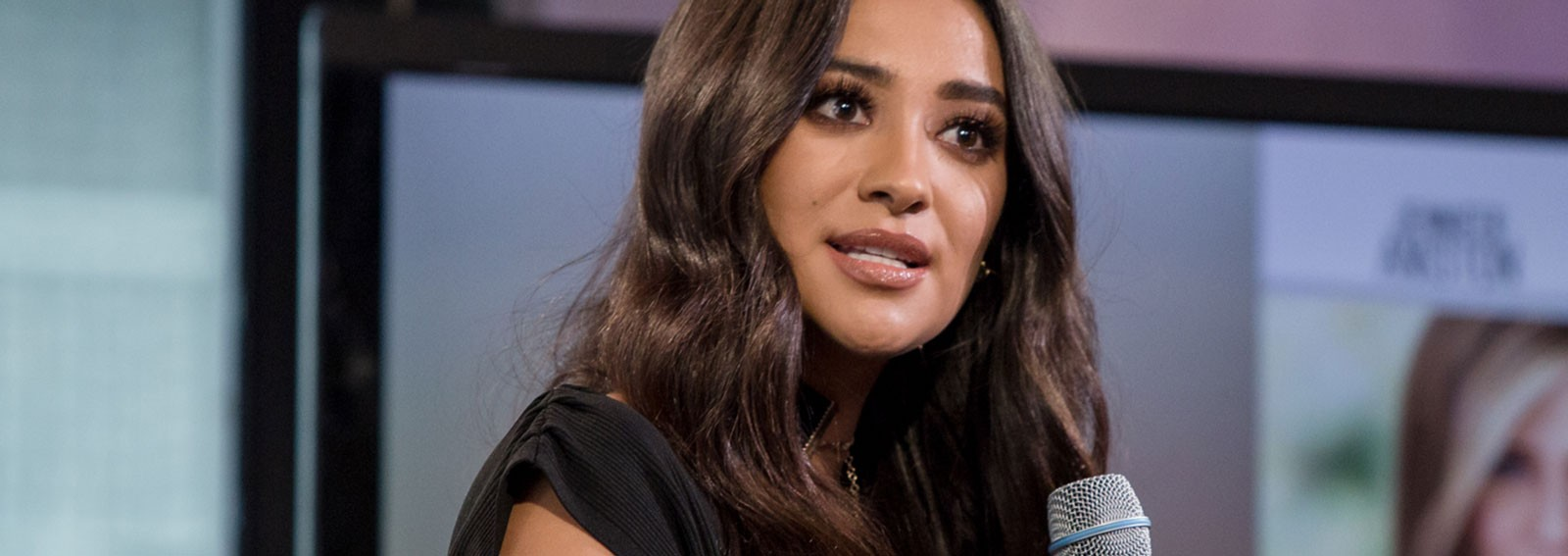 Shay Mitchell reveals what made the 'Mother's Day' set so special
