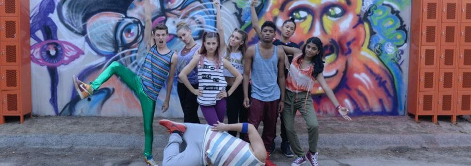 Get a sneak peek at YouTube Red's new film, 'Dance Camp'