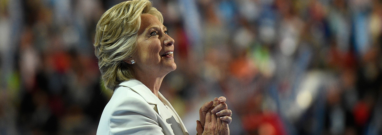 Watch highlights from Hillary Clinton's historic DNC speech
