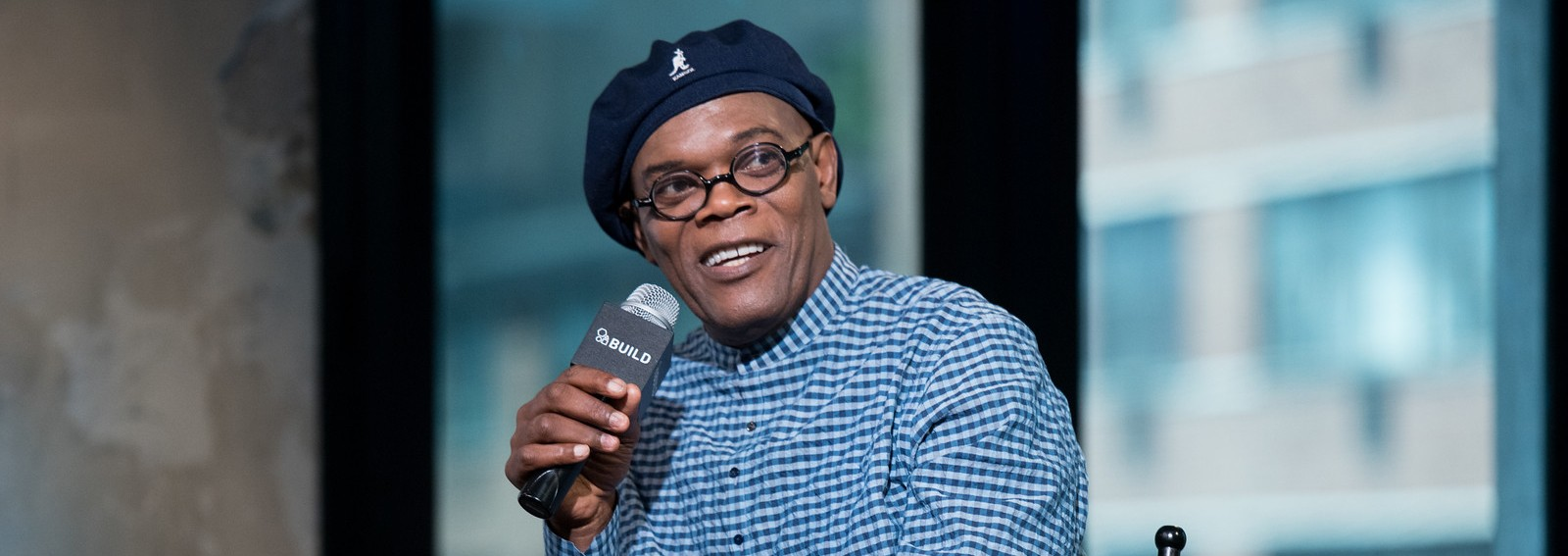 Samuel L. Jackson opens up about his 'Legend of Tarzan' character