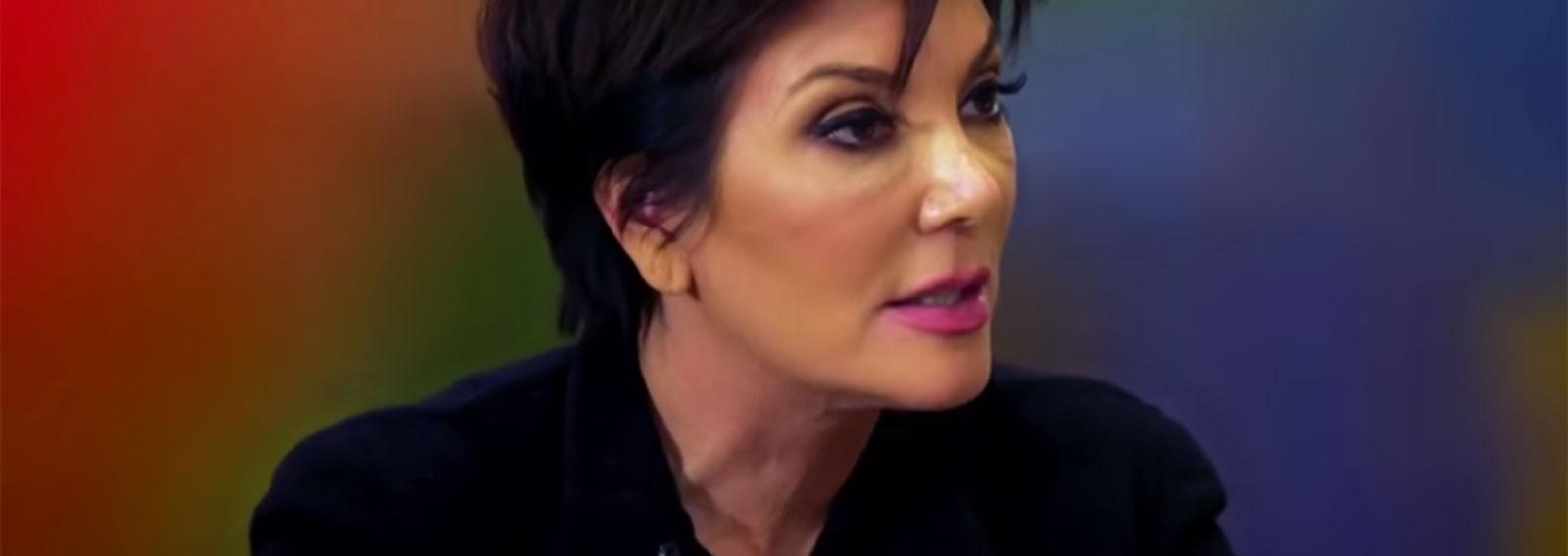 Kris Jenner shuts down Kim Kardashian with ultimate diss