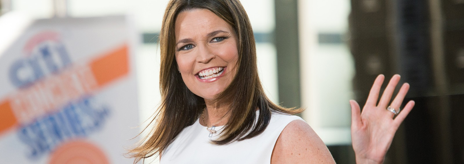 Savannah Guthrie opens up about her second pregnancy