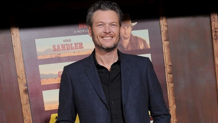 Blake Shelton says Gwen Stefani saved his life