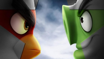 Get an inside look at 'The Angry Birds Movie: Uncivil War'