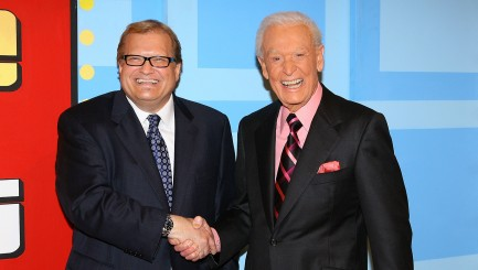 Drew Carey reveals advice Bob Barker gave him before taking over 'The Price Is Right'