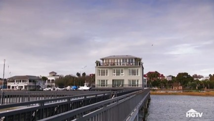 Luxurious Charleston home was once used by the Coast Guard