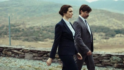 LIVE: Colin Farrell, Yorgos Lanthimos and Ariane Labed chat about new film 'The Lobster'