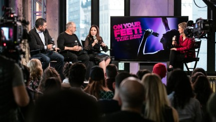 Emilio Estefan jokes about moment he feared Gloria Estefan would stop talking to him