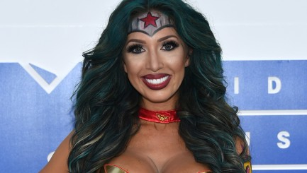 Farrah Abraham turns heads with wild VMAs look