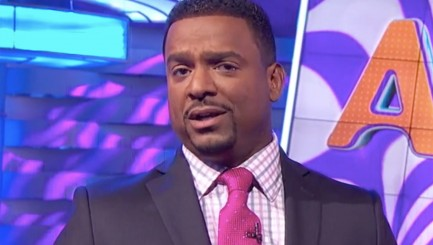 Alfonso Ribeiro shares a very special message