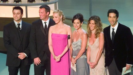What it was like for the 'Friends' cast to film intensely emotional finale