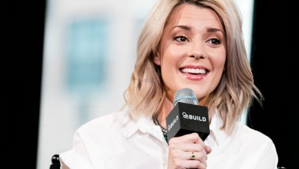 Grace Helbig chats about the best way to connect with an audience