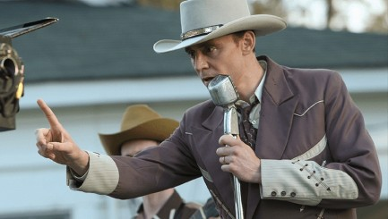 See Tom Hiddleston become Hank Williams in 'I Saw the Light,' now on DVD