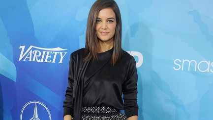 LIVE: Katie Holmes, Luke Kirby and Paul Dalio chat about new film 'Touched with Fire'
