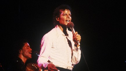 Michael Jackson was one A-list star's godfather