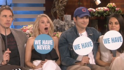 Husband's 'confession' makes Kristen Bell's jaw drop