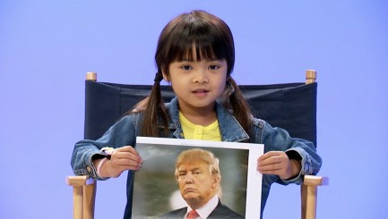 Adorable kids have a lot to say about hot political topics and more in new AOL series