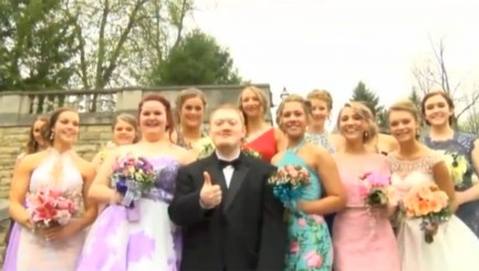 Penn. high school student brings 37 dates to most epic prom night ever