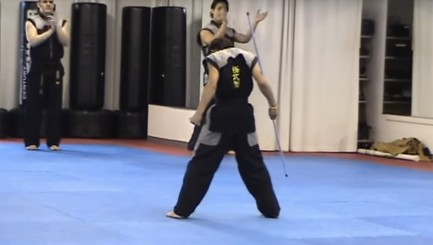 Fierce 8-year-old with impressive martial arts skills grew up to be huge A-list star