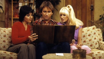 Suzanne Somers reveals who she wants to play Chrissy in 'Three's Company' reboot