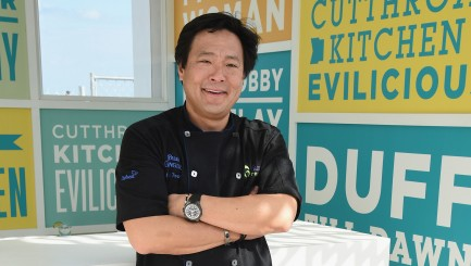 Award-winning chef Ming Tsai discusses his latest creation, the PekingDucken