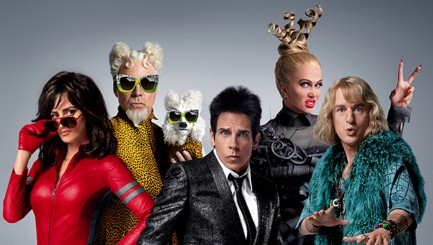 Ben Stiller and Owen Wilson return as male models in 'Zoolander 2'