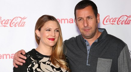 Barrymore and Sandler team up once again