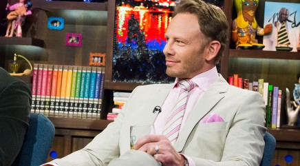Ian Ziering reveals what life was really like during '90210'