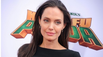 Angelina Jolie debuts three new tattoos