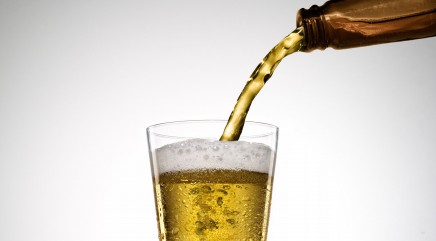 The trick to pouring the perfect beer