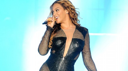 Beyonce sings about elevator scuffle