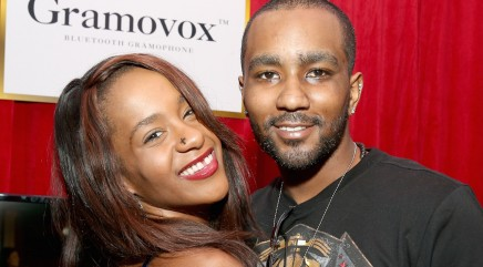 Bobbi Kristina Brown's husband arrested