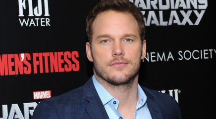 Chris Pratt shares emotional story about his son