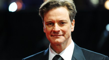 10 questions with Colin Firth