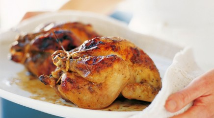 The best way to roast a chicken