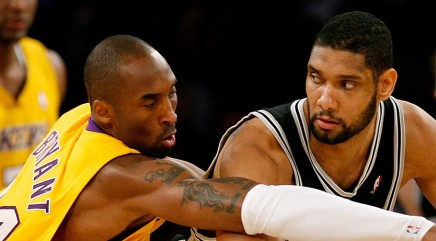 Better career: Kobe or Duncan?