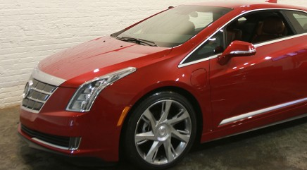 Cadillac ELR: A plug-in luxury coupe
