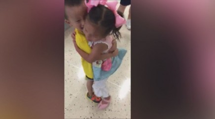 Best friends from Chinese orphanage reunite in Texas