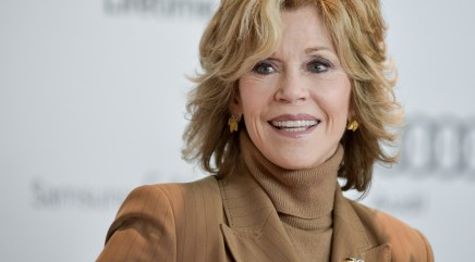 Jane Fonda shares her top dating tips
