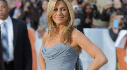 Jennifer Aniston's secret to killer legs