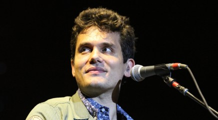 John Mayer's 'Glee' crush