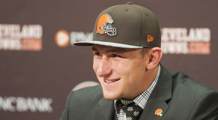 Conversation with Johnny Manziel