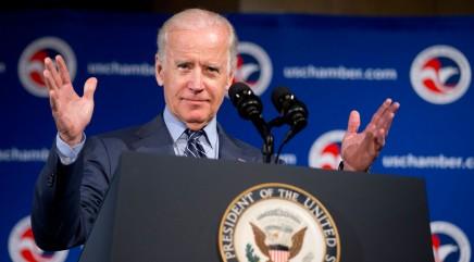 Poll: Dems favor Biden if Clinton slips