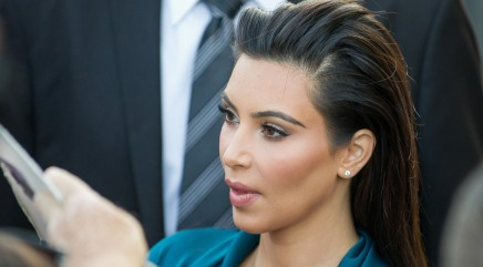 Kim K changes her name to 'Kim West'