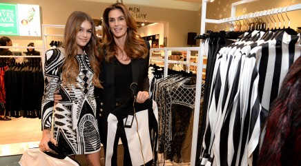 Cindy Crawford's daughter stuns in new ad