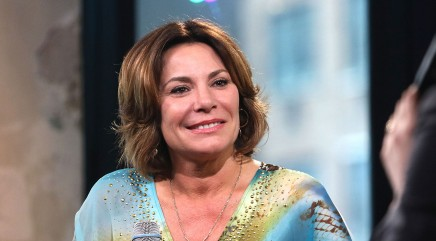 LuAnn de Lesseps says 'Housewives' shouldn't talk about their divorce